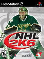 Hra pre Playstation 2 NHL 2k6