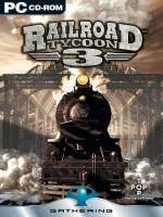 Hra pre Macintosh Railroad Tycoon 3