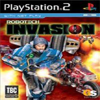 Hra pre Playstation 2 Robotech Invasion