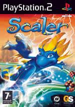 Hra pre Playstation 2 Scaler