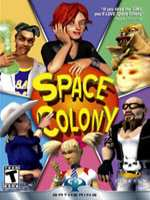 Hra pre PC Space Colony