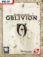 Hra pre PC The Elder Scrolls IV: Oblivion EN