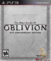 Hra pro Playstation 3 The Elder Scrolls: Oblivion (5th Anniversary Edition)