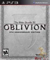 Hra pre Playstation 3 The Elder Scrolls: Oblivion (5th Anniversary Edition)