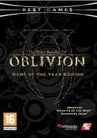 Hra pro PC The Elder Scrolls IV: Oblivion (GotY Deluxe)