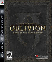Hra pre Playstation 3 The Elder Scrolls IV: Oblivion (Game of the Year)