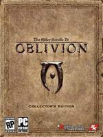 Hra pre PC The Elder Scrolls IV: Oblivion zberateľská edícia