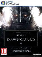 Hra pre PC The Elder Scrolls V: Skyrim CZ - Dawnguard (datadisk)