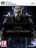 Hra pre PC The Elder Scrolls V: Skyrim CZ - Dragonborn (datadisk)