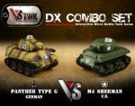 Tanky V3 Double Panther vs. M4 Sherman