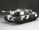 Tank PRO Sparkling German Leopard 2 A6 Winter