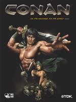 Hra pre PC Conan: The Dark Axe