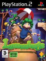 Hra pre Playstation 2 Lemmings