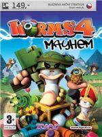 Hra pre PC Worms 4: Mayhem