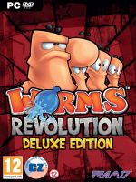 Hra pre PC Worms Revolution Deluxe Edition