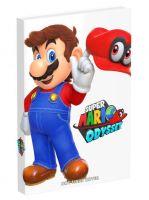 Kniha Oficiální průvodce Super Mario Odyssey - Collectors Edition