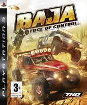 Hra pre Playstation 3 Baja: Edge of Control