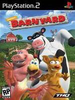 Hra pre Playstation 2 Barnyard