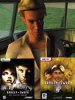 Hra pre PC Broken Sword 3 + 4