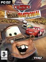 Hra pre PC Disney: Auta: Burákúv Národní šampionát