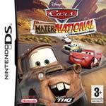 Hra pre Nintendo DS Cars: Mater-National