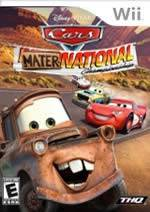 Hra pre Nintendo Wii Cars: Mater-National