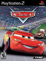 Hra pre Playstation 2 Disney: Cars