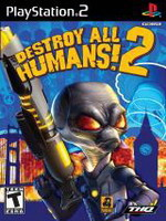 Hra pre Playstation 2 Destroy All Humans! 2