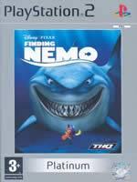 Hra pre Playstation 2 Finding Nemo