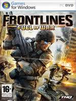 Hra pre PC Frontlines: Fuel of War CZ