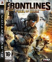 Hra pre Playstation 3 Frontlines: Fuel of War