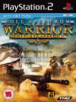 Hra pre Playstation 2 Full Spectrum Warrior: Ten Hammers