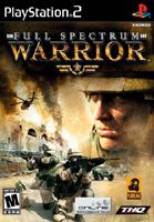 Hra pre Playstation 2 Full Spectrum Warrior