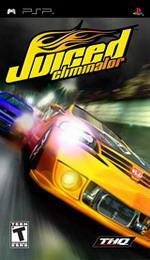 Hra pre PSP Juiced Eliminator