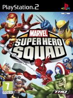 Hra pre Playstation 2 Marvel Super Hero Squad