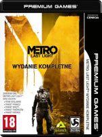 Digitálna verzia hry pre PC Metro: Last Light (Complete Edition) CZ