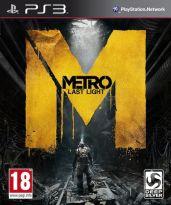 Hra pre Playstation 3 Metro: Last Light CZ