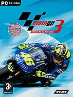 Hra pre PC Moto GP 3