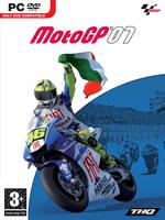 Hra pre PC Moto GP 07
