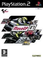 Hra pre Playstation 2 Moto GP 07
