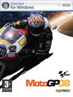 Hra pre PC Moto GP 08 CZ