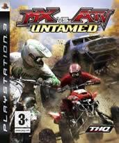 Hra pre Playstation 3 MX Vs. ATV Untamed