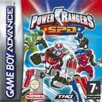 Hra pre Gameboy Advance Power Rangers: Space Patrol Delta