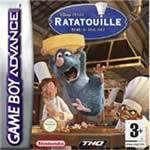 Hra pre Gameboy Advance Ratatouille