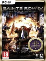 Hra pre PC Saints Row 4 (Game Of The Century Edition)