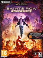 Hra pre PC Saints Row IV (Gat Out of Hell First Edition)