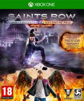 hra pro Xbox One Saints Row 4: Re-Elected + Gat Out of Hell First Edition