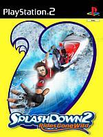 Hra pre Playstation 2 SplashDown 2 Rides Gone Wild