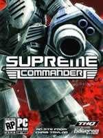 Hra pre PC Supreme Commander CZ