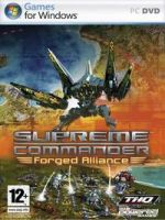 Hra pre PC Supreme Commander: Forged Alliance EN